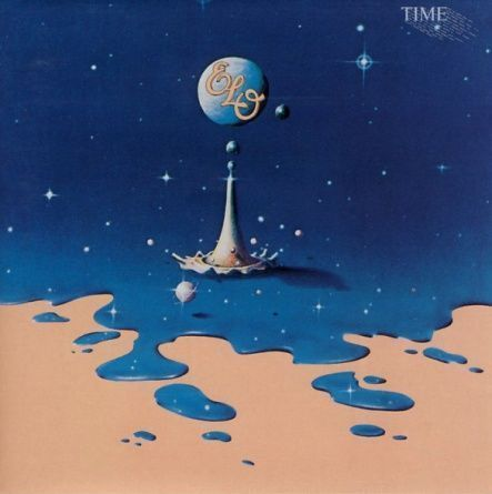 Electric Light Orchestra - Time/ CD [ Jewel Case] ( Remastered 2001, Reissue) Austria