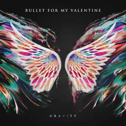 Bullet For My Valentine - Gravity/ CD [ Jewel Case] ( 1st Edition 2018)