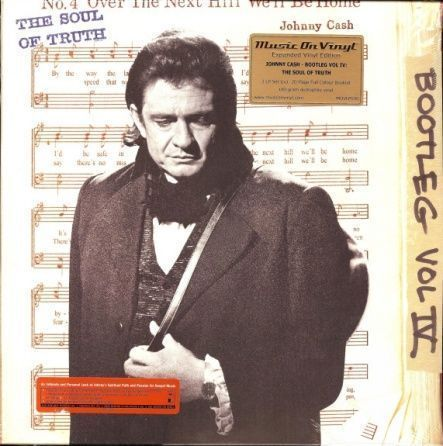 "Cash, Johnny - The Bootleg Series Vol. 4: The Soul Of Truth / Vinyl, 12""(3LP, 180 gram/Compilation)"
