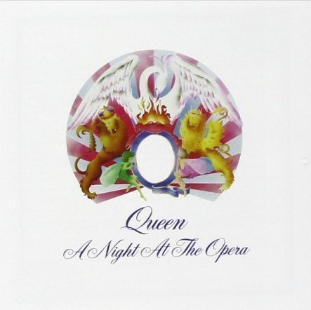 "Queen - A Night at the Opera/ Vinyl, 12"" [ LP/ 180 Gram/ Embossed Gatefold/ Half Speed Mastered At Abbey Road Studios] [ Limited Edition] ( Remastered From The Original Tapes 2011, Reissue 2015)"