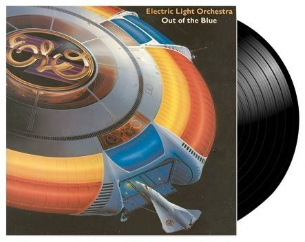"Electric Light Orchestra - Out Of The Blue/ Vinyl,12""[2LP/180 Gram/Black Vinyl](Rem, Reissue 2016)"