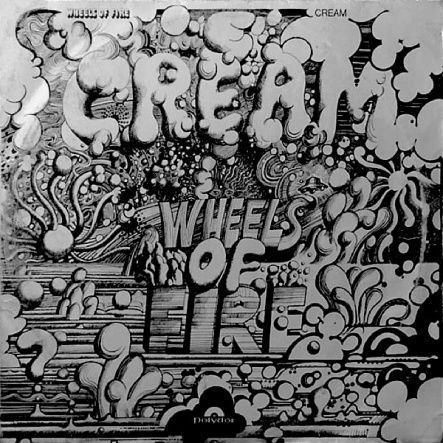 Cream Wheels of Fire (2-Vinyl, Reissue 2015)