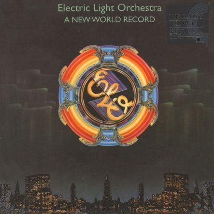 "Electric Light Orchestra - A New World Record/ Vinyl, 12"" [ LP/ 180 Gram] [ Black Vinyl Version] ( Reissue 2016) EU"