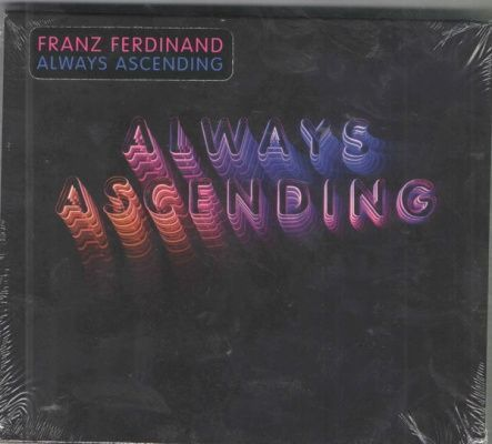 Franz Ferdinand - Always Ascending/ CD [ Jewel Case]