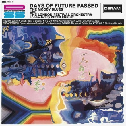 Moody Blues, The - Days Of Future Passed/ Vinyl, 12''[LP]