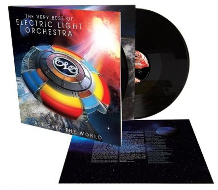 "Electric Light Orchestra - All Over The World: The Very Best Of Electric Light Orchestra/ Vinyl, 12"" [ 2LP/ 180 Gram/ Gatefold] ( Compilation, Reissue 2016)"