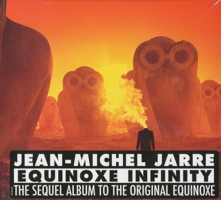 Jarre, Jean-Michel - Equinoxe Infinity/ CD [ Digipack/ Various Covers: First or Second/ Booklet] [ Limited Edition] ( Original, 1st Edition 2018)