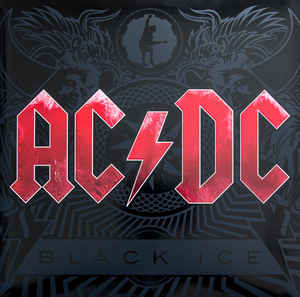 "AC/DC - Black Ice/ Vinyl, 12"" [ 2LP/ 180 Gram/ Embossed Gatefold/ Picture Sleeve with Printed Inner Bags] [ Limited Edition] ( Reissue 2013)"