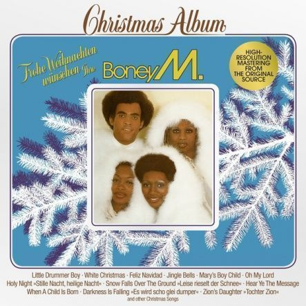 "Boney M. - Christmas Album / Vinyl, 12""[LP/180 Gram] [Black Vinyl] (Rem, Reissue 2017)"