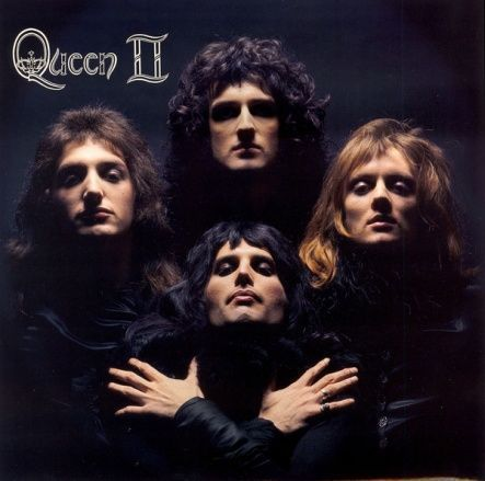 "Queen - Queen II/ Vinyl, 12"" [ LP/ 180 Gram/ Gatefold/ Printed Inner Replica Sleeve] [ Limited Edition] [ Half Speed Mastered From The Original Tapes] ( Remastered 2011, Reissue 2015)"