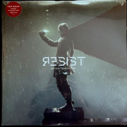 "Within Temptation - Resist/ Vinyl, 12"" [ 2LP/ 180 Gram/ Gatefold/ 45 RPM/ Printed Inner Sleeves containing Artwork and Complete Song Lyrics/ Digital Download Code] ( Original, 1st Press, 1st Edition 2019)"