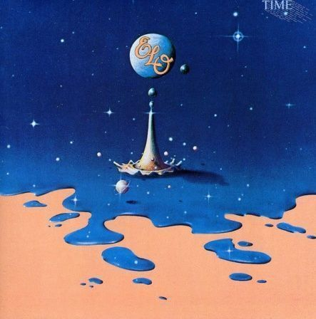 "Electric Light Orchestra - Time/ Vinyl, 12"" [ LP/ 180 Gram] ( Remastered, Reissue 2016)"