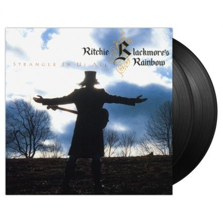 "Rainbow - Ritchie Blackmore's Rainbow - Stranger In Us All/ Vinyl, 12"" [ 2LP/ 180 Gram/ 45RPM/ Gatefold] [ Exclusive in Russia] [ Limited Edition] ( Remastered, 1st Press, 1st Edition On Vinyl, Reissue 2018)"