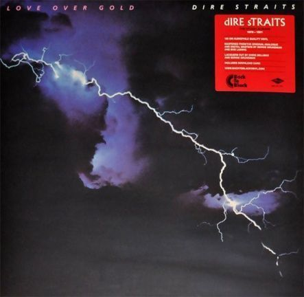 Dire Straits Love over Gold (Vinyl, Reissue 2014)