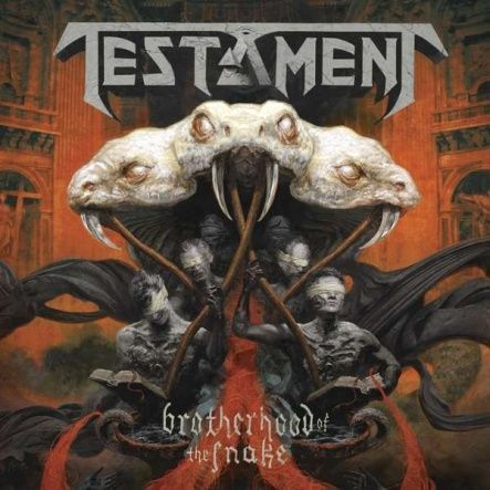Testament - Brotherhood Of The Snake/ CD [ Jewel Case/ 20-pages Booklet]