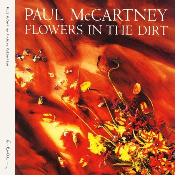 Paul McCartney / Flowers In The Dirt (2LP)