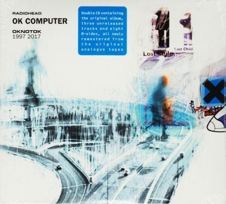 Radiohead - OK Computer OKNOTOK 1997 1917/ CD [ 2CD/ Gatefold Sleeve] [ Limited Edition] ( Compilation, Remastered, Reissue 2017)