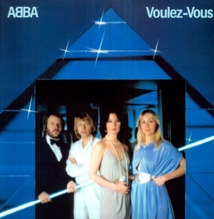 "ABBA - Voulez-Vous/ Vinyl, 12"" [ LP/ 180 Gram/ Printed Inner Sleeve/ Download Voucher] [ Series: Back To Black] ( Remastered, Reissue 2011)"