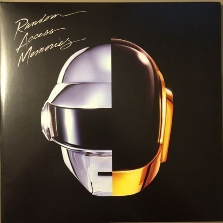 Daft Punk - Random Access Memories/ Vinyl, 12''  [ 2LP/ 180 Gram/ Gatefold/+Booklet]
