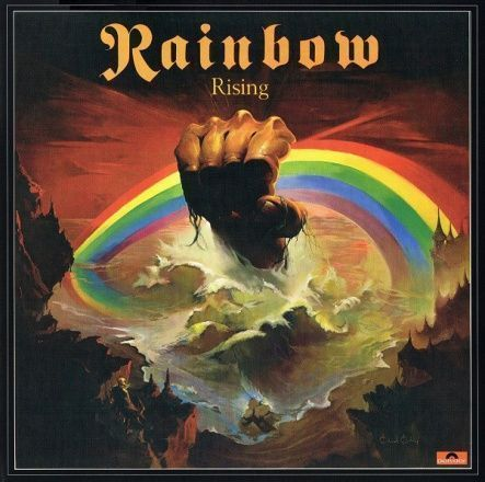 "Rainbow - Rising/ Vinyl, 12"" [ LP/ 180 Gram/ Gatefold] [ Series: Back To Black] [ Limited Edition] ( Reissue 2015)"