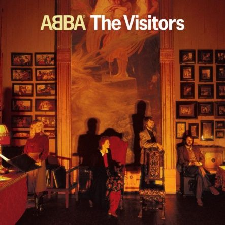 "ABBA - The Visitors/ Vinyl, 12"" [ LP/ 180 Gram] [ Series: Back To Black] ( Remastered, Reissue 2011)"