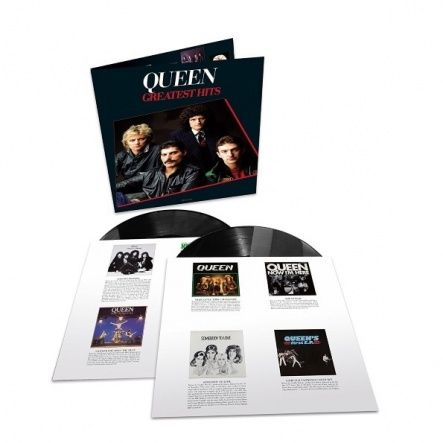 "Queen - Greatest Hits/ Vinyl, 12"" [ 2LP/ 180 Gram/ Gatefold/ Half Speed Mastered At Abbey Road Studios] ( Compilation, Remastered, Reissue 2016)"