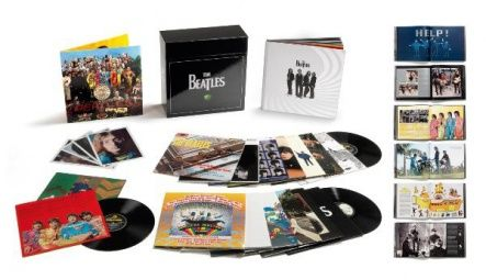Beatles, The - The Beatles In Stereo (Box)/ Vinyl, 12'' [ 16LP/ 180Gram/ Replica Cover Sleeve/ + 252-pages Book] [ Limited Vinyl Box Set] ( Compilation, Remastered From The Original Analogue Master Tapes 2009, Reissue 2012)