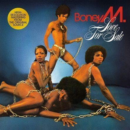 "Boney M. - Love For Sale / Vinyl, 12""(LP/Rem/140 gram/Reissue 2017)"