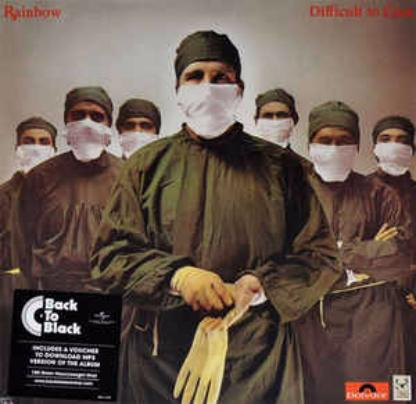 "Rainbow - Difficult To Cure/ Vinyl, 12"" [ LP/ 180 Gram] [ Limited Edition] [ Series: Back To Black] ( Reissue 2015)"