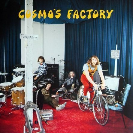 Creedence Clearwater Revival Cosmo's Factory (Vinyl, Reissue 2015)
