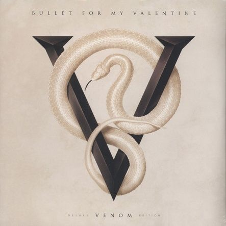 "Bullet For My Valentine - Venom/ Vinyl, 12"" [ 2LP/ + 4 Extra Bonus Tracks/ MP3 Download Full Album] [ Limited Special Deluxe Edition] ( Original, 1st Press, 1st Edition 2015)"