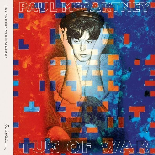 "McCartney, Paul - Tug Of War/ Vinyl, 12"" [ 2LP/ 180 Gram Audiophile Vinyl Edition/ Gatefold] [ Paul McCartney Archive Collection] ( Remastered, Reissue 2015)"