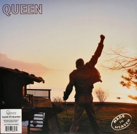 "Queen - Made In Heaven/ Vinyl, 12"" [ 2LP/ 180 Gram Audiophile Quality/ Gatefold] ( Remastered From The Original Tapes, Reissue 2015)"