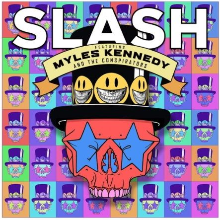 "Slash - Slash Featuring Myles Kennedy And The Conspirators - Living The Dream/ Vinyl, 12"" [ 2LP/ 180 Gram/ Gatefold] ( Original, 1st Press, 1st Edition 2018)"