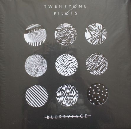 "Twenty One Pilots ‎– Blurryface/ Vinyl, 12"" [ 2LP/ 180 Gram/ Gatefold] ( Original, 1st Edition 2015)"