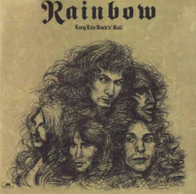 "Rainbow - Long Live Rock'n'Roll/ Vinyl, 12"" [ LP/ 180 Gram/ Gatefold/ Printed Inner Sleeve with lyrics] [ Limited Edition] [ Series: Back To Black] ( Reissue 2015)"