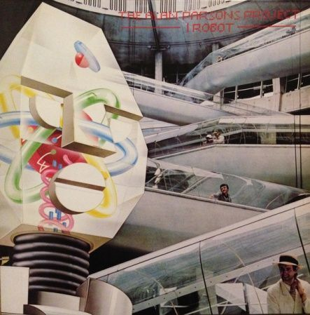 "Alan Parsons Project, The - I Robot / Vinyl, 12""(LP/Rem/180 gram/Gatefold/Reissue 2017)"