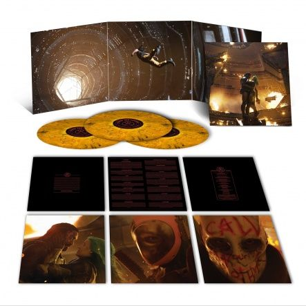 "Coheed And Cambria - Vaxis – Act I: The Unheavenly Creatures/ Vinyl, 12"" [ 3LP/ Tri-Fold/ True Ugly Color Vinyl/ + Poster] [ Limited Edition] ( Original, 1st Press, 1st Edition 2018)"