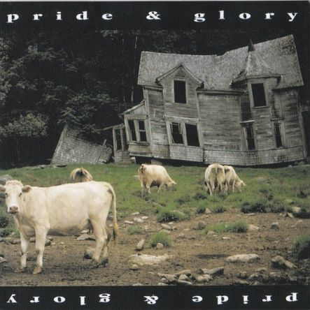 Pride & Glory - Pride & Glory/ CD [ 2CD/ Jewel Case] ( Remastered, Reissue 2015)