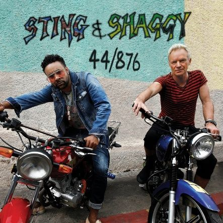 Sting/ Shaggy - 44/ 876 / CD [ Standart Edition]