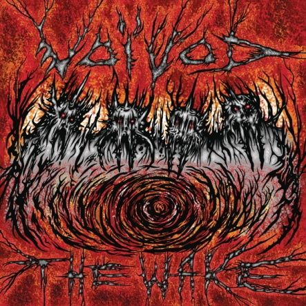 Voivod - The Wake/ CD [ Jewel Box] ( 1st Edition 2018)