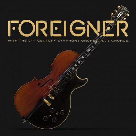 "Foreigner - Foreigner With the 21st Century Symphony Orchestra & Chorus/ Vinyl, 12""+ DVD [ 2LP/ 180 Gram+ DVD-Video] [ Limited Edition] ( Live Recording)"