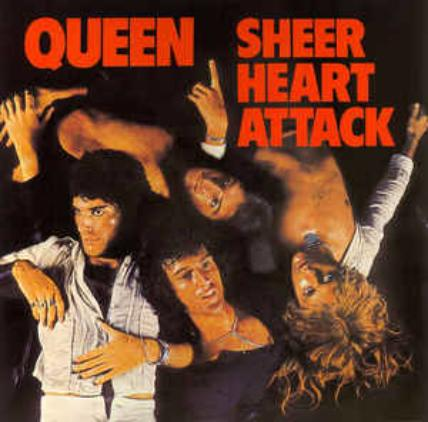 Queen Sheer Heart Attack (Vinyl, Reissue 2015)