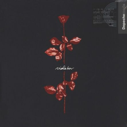 "Depeche Mode ‎– Violator/ Vinyl, 12"" [ LP/ 180 Gram Superior Audio Quality/ Gatefold/ Printed Inner Replica Sleeve with Lyrics] ( Remastered From The Original Analogue Tapes, Repress, Reissue 2016)"