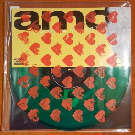 "Bring Me The Horizon - amo/ Vinyl, 12"" [ 2LP/ Housed in a PVC Sleeve/ Printed With Alternative Artwork/ Booklet] [ Limited Translucent Green Vinyl Edition] ( Original, 1st Press, 1st Edition 2019)"