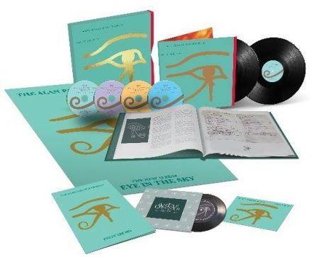 Alan Parsons Project, The - Eye In The Sky (35th Anniversary)/[Box Set:2LP+3CD+Blu-Ray Audio]