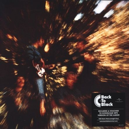 "Creedence Clearwater Revival - Bayou Country/ Vinyl, 12"" [ LP/ 180 Gram] [ Series: Back To Black] ( Remastered, Reissue 2015)"